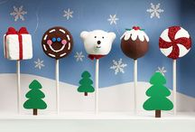 cakepops navidad