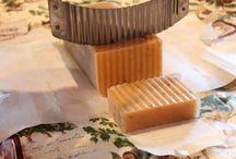homemade soap / by Brenda Bolton