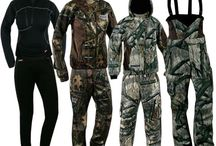Fishing, Hunting and Outdoorsman Gear