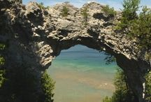 Great Outdoors / With over 80% of Mackinac Island being a State Park, there is something for all interests!