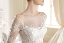 La Sposa 2014 / New La Sposa 2014 collection in our store on Thorndon Quay