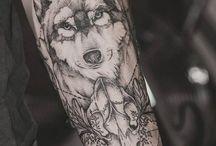 Návrh na tetovani