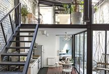Home with mezzanine