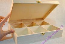 wood box-drevene krabicky / drevene krabicky