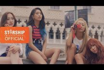 kpop music video