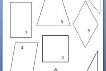 Axes symétrie figures planes