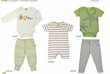 Nui Organics Spring & Summer Line (2014) / The spring and summer line of our organic clothing for baby and child