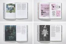 Editorial / grid design