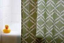 Bathroom Design and Decor / Make your bathroom some place you enjoy being!