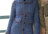 Crochet - Coats/Ponchos