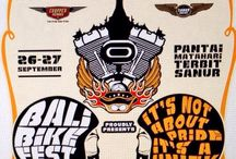 BALI BIKE FEST 2014 / Community event, Motor cycles Club Gathering, Food Court, Tatto Contest, Bands Performance and many more festival program..