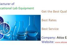 Educational Lab Instruments Manufacturer