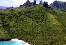 NUKU HIVA, the mysterious island of the Marquesan archipelago