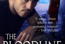 The Bloodline War / Paranormal romance novel