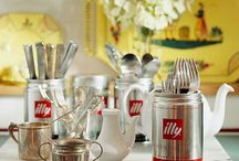 #illyinspires / A collective of inspiring moments in ways the world interacts with unique illy brand moments.