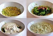 Yiyecek Ve İçecek Salatalar