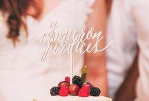 Wedding / Creación de objetos decorativos para bodas y eventos