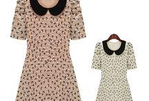 Lace & Chiffon Dresses