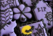 Halloween Treats ☠ / A bubbling cauldron of trick treats. **Help yourself to all the pins you like. Only nobs impose limits on how many pins you can take.** / by Deborah Ann Miller