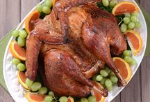 Thanksgiving Recipes  / Recipes I want to try for Thanksgiving / by Robyn Lindars