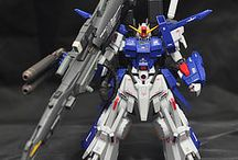 ZZeta Gundam FAZZ