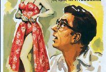 Αφίσες από τον ελληνικό κινηματογράφο / Μνήμες απο τις παλιές αξεχαςτες ελληνικές ταινίες