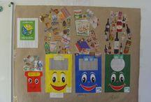 ekologia odpad recyklacia
