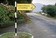 Leprechaun crossing / by Tisha Kunz
