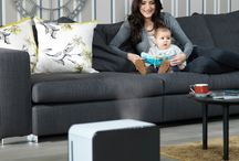 BONECO S450 Humidifier Steamer / Hand-warm and bacteria-free steam: a healthy indoor environment for the whole family