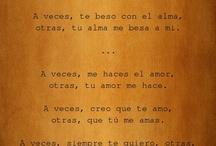 Frases / Cosas bonitas