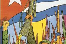 Cuban propaganda posters