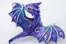 Dragon of polymer