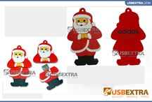 Christmas USB Drives / http://www.usb-extra.co.uk/products-christmas-usb-drives.html
