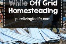 Making money off grid