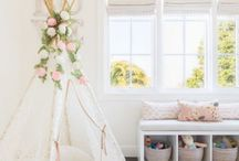 Evelyn Joy's nursery / playroom