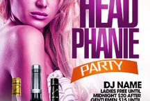 Party Flyer / New party flyer on ClubPSD