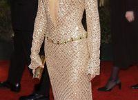 Celebrities in Gold / by BeGolden