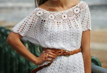 crochet dress woman