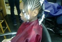 Children's Braids / by sheba mcleod