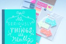 Stationery / Filofaxing / Pics of different stationery stuff. But always cool, funny, petty or more!