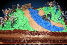Civil War Cakes