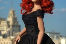 Daring Redheads - Dolls / by Doll Duels