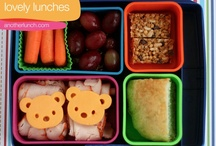 bento box meals / by Marianne Reddix