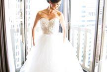 Vestido ❦ / Inspirações para as noivas que ainda estão indecisas ❦