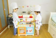 Cocinitas de juguete / En imaginarium tenemos un montón de cocinitas de juguete para todos los gustos y las edades. ¡Encuentra la tuya!