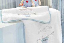 Nova Colecção - Saint ClairParis / Novos produtos de decoração para quarto, têxteis lar.