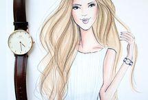 desenhos lindos