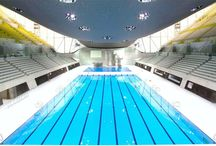 London Aquatic Centre / Description : Architectural Metalworks