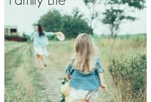 Family life / Connect your family at the heart and grow deep roots of Christian faith with tips and resources for family life.