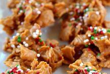 Christmas baking etc